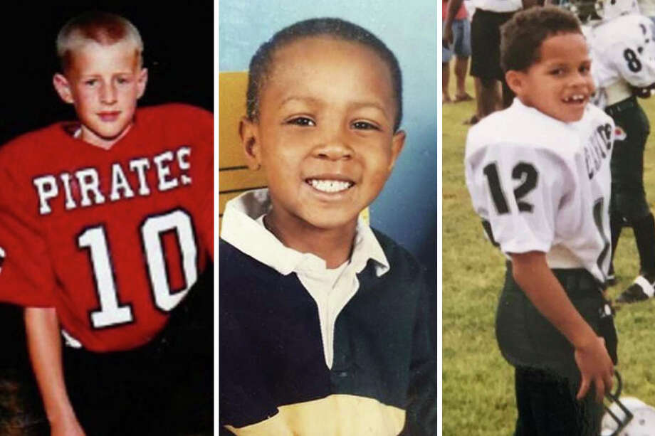 PHOTOS: See if you can identify each Texans player by their childhood photo