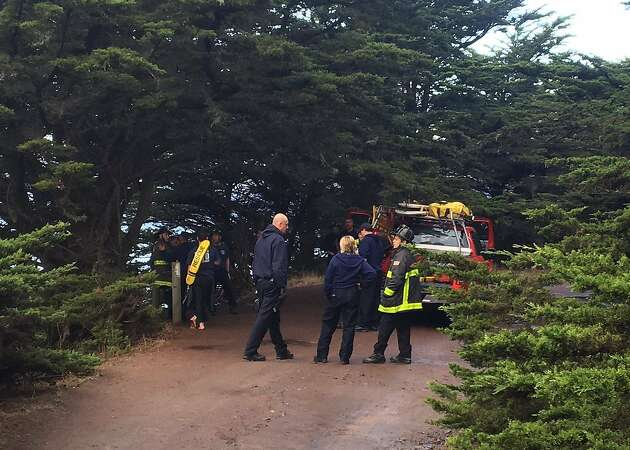 Man dies after falling off 200-foot cliff into ocean at Lands End in San Francisco