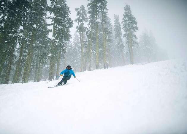 Update: Tahoe ski resorts open more lifts, terrain before next snow dump