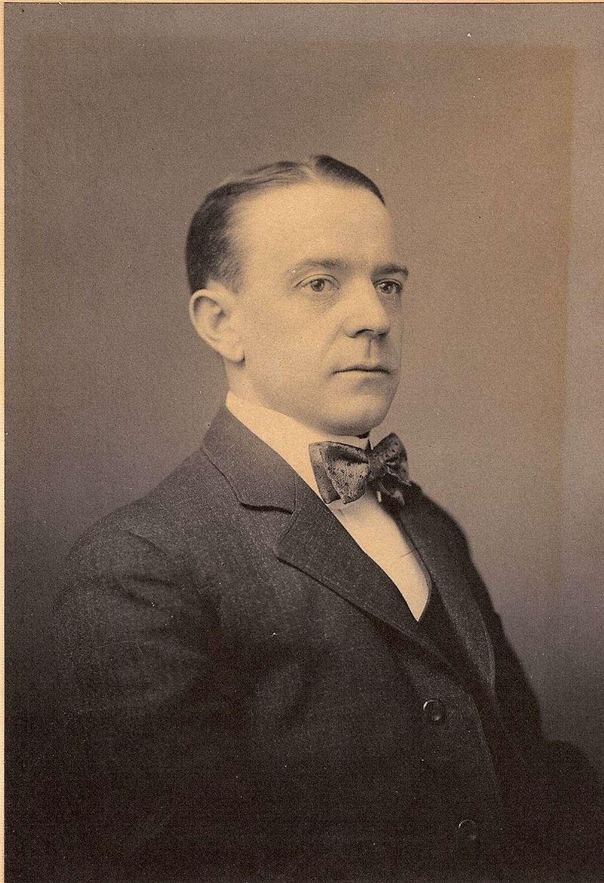 Sanford W. Smith of Chatham in 1896