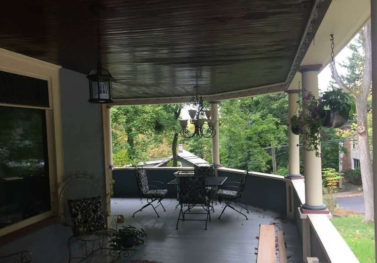 Veranda of the Smith House in Chatham