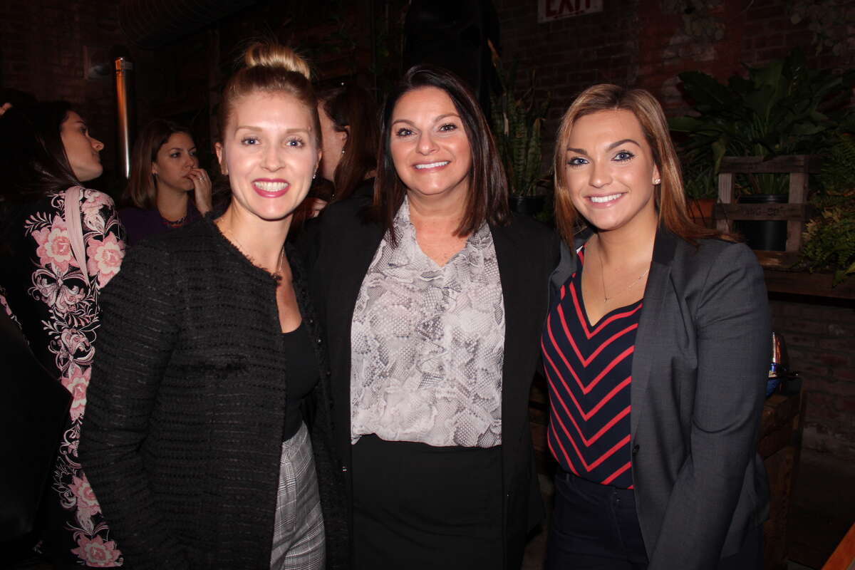 Were you Seen at Women United's Holiday Social at Lucas Confectionery December 4, 2019?