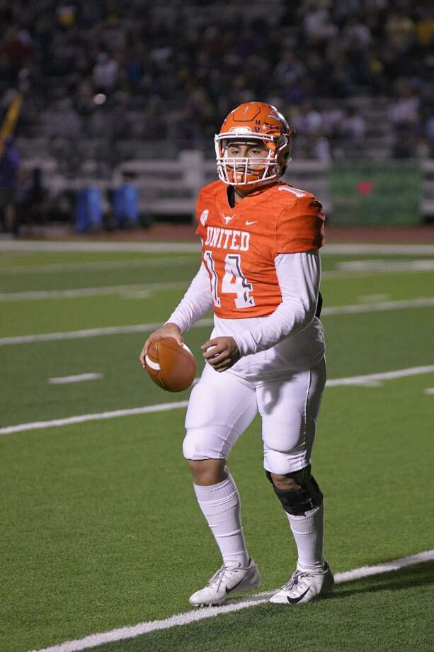 Despite a torn ACL and two torn meniscus, JD Garcia was a First Team All-District selection. Photo: /