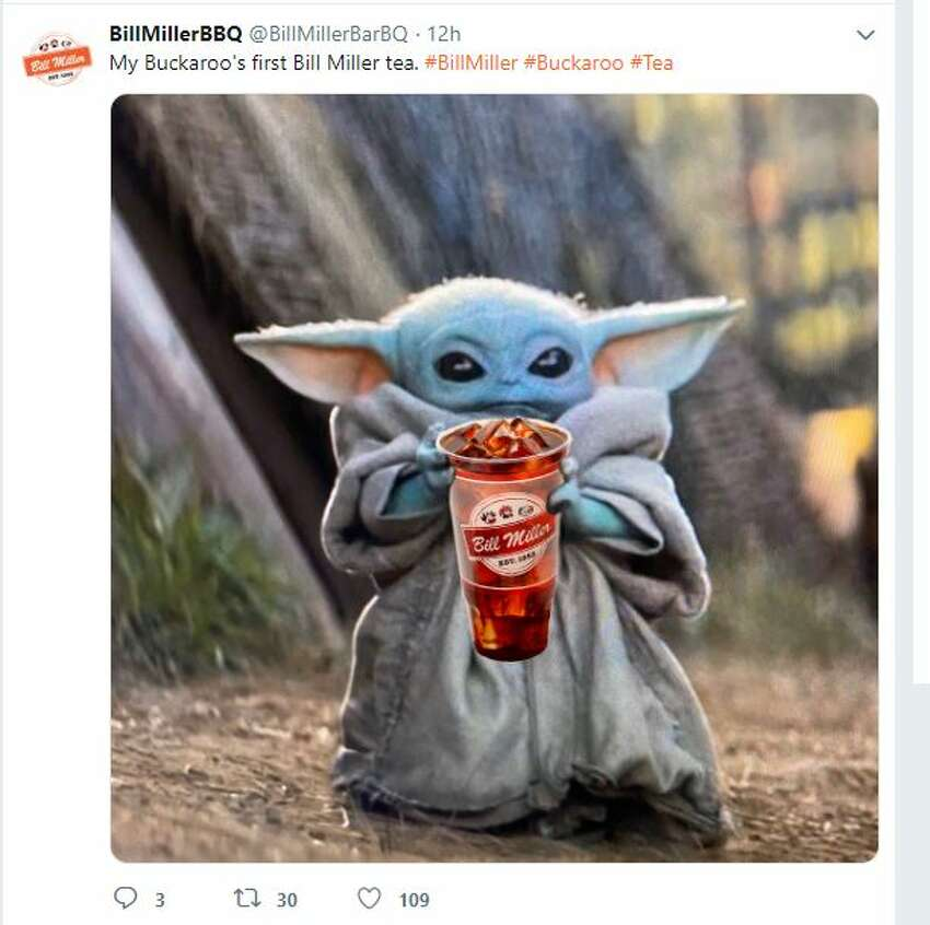 Memes show Baby Yoda going full-on puro SanAnto.
