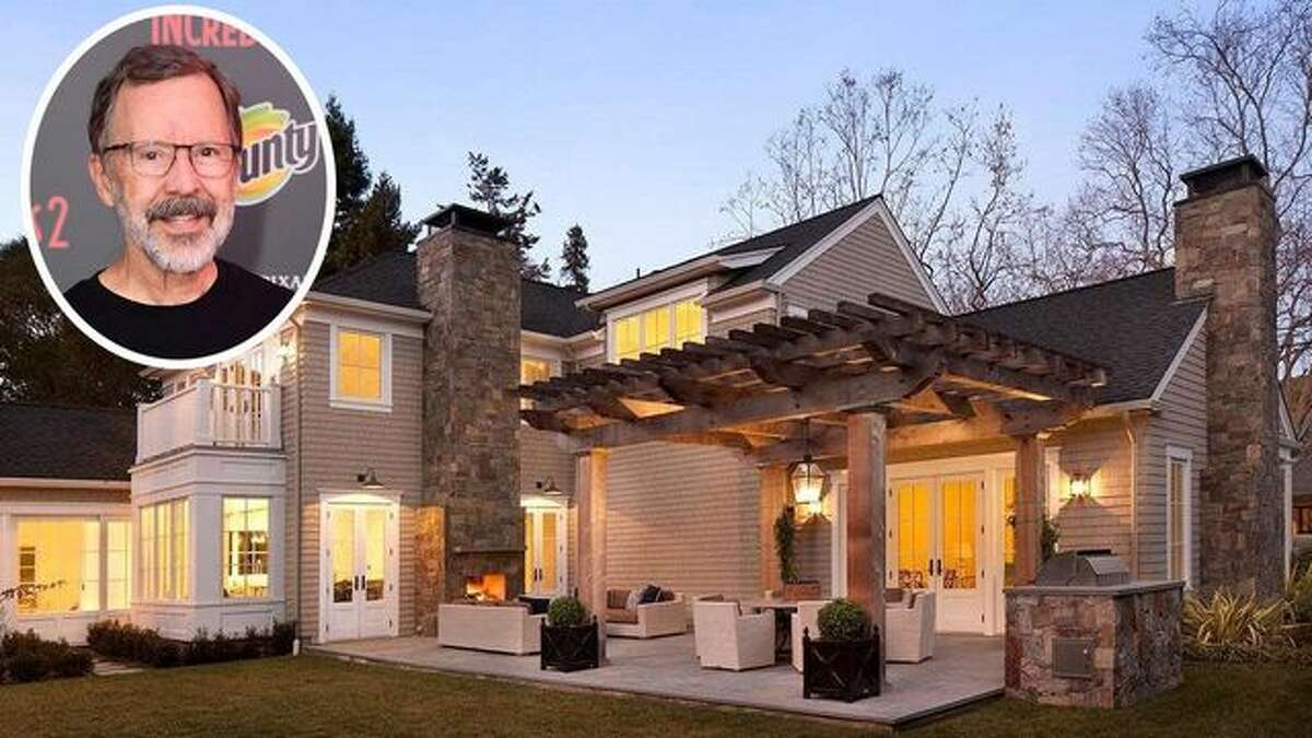 Former Pixar President Ed Catmull has purchased a mansion in Mill Valley.