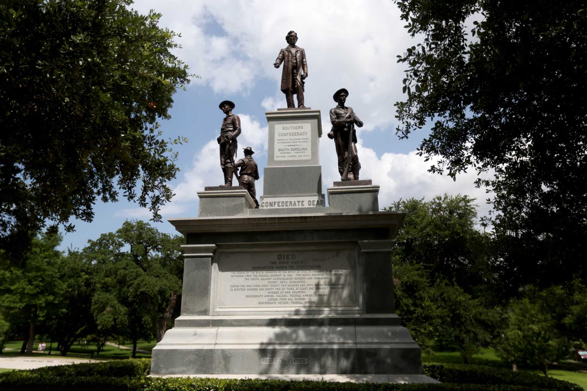 Celebrations of the Confederacy don't belong in Texas [Editorial]