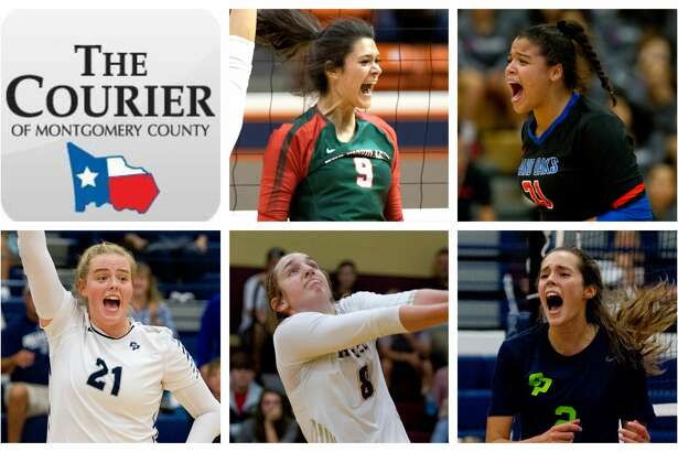 The Woodlands' Dylan Maberry, Grand Oaks' Fallon Thompson, College Park's Annie Cooke, Magnolia West's Alyssa May and College Park's Noelle Palmer are The Courier's nominees for Offensive MVP.