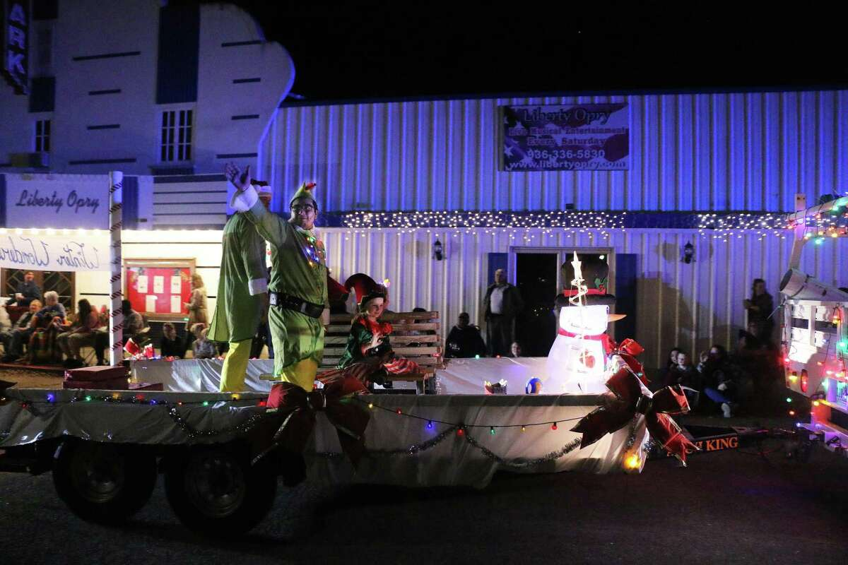 Santa's elves at the City of Liberty Public Works Department were in tow to help the jolly guy with his southeast trek to Liberty County for the celebration.