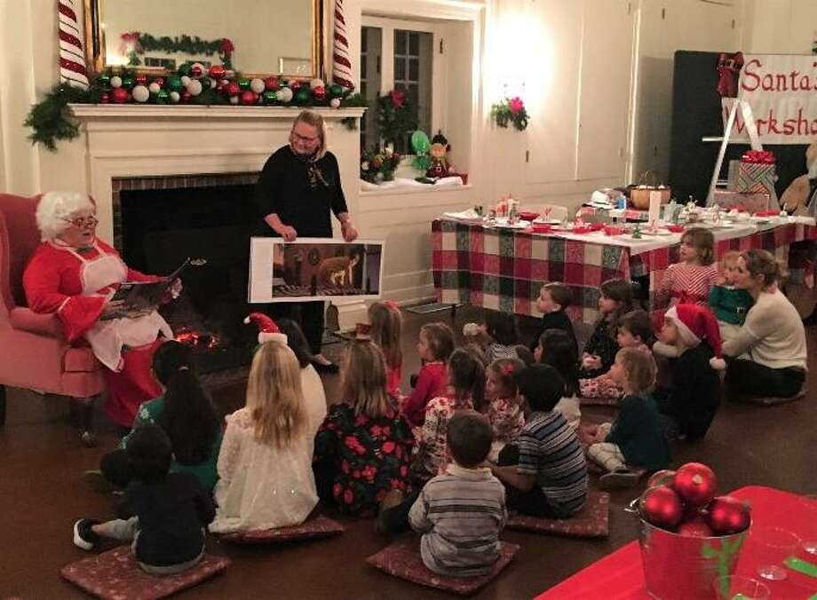 Keeler Tavern Museum & History Center (KTM&C) brings back its popular family holiday program featuring a trip to the North Pole for a reading of the holiday classic The Polar Express, by Chris Van Allsburg on Thursday, Dec. 19 and Friday, Dec. 20, at 6:30 p.m. Photo: Contributed Photo.
