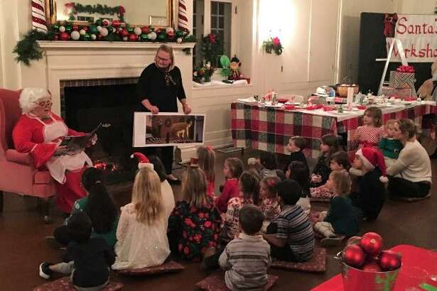 Keeler Tavern Museum & History Center (KTM&C) brings back its popular family holiday program featuring a trip to the North Pole for a reading of the holiday classic The Polar Express, by Chris Van Allsburg on Thursday, Dec. 19 and Friday, Dec. 20, at 6:30 p.m.