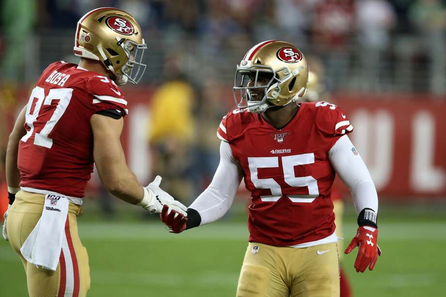 San Francisco 49ers 2019 playoff tickets went on sale Dec. 5 at 9 a.m. PST. Photo: Getty Images / 2019 Rob Leiter
