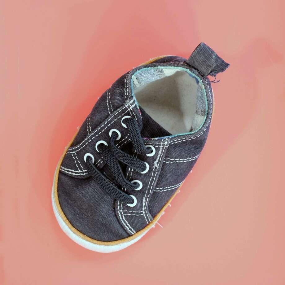 """Baby Shoe"" (2018). Photo: Tom Kiefer/Redux Pictures / Tom Kiefer/Redux Pictures"