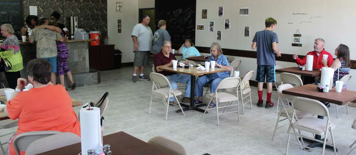 Church BBQ originated in Huntsville, and has more than half a century of history behind it.