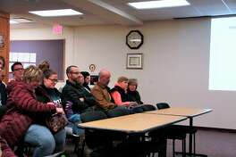 According toBig Rapids Mayor Tom Hogenson, the city commission will be discussing public comment over the next few weeks, in hopes of enforcing rules which allow the public to speak about not only personal items, but items related to the agenda.(Pioneer photo/Alicia Jaimes)