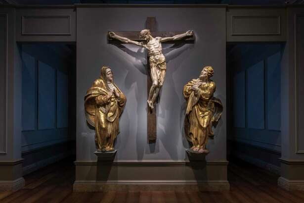 """Alonso Berruguete: First Sculptor of Renaissance Spain"" runs through Feb. 17, 2020, at the National Gallery of Art. MUST CREDIT: Handout photo by Robert Shelley/National Gallery of Art"