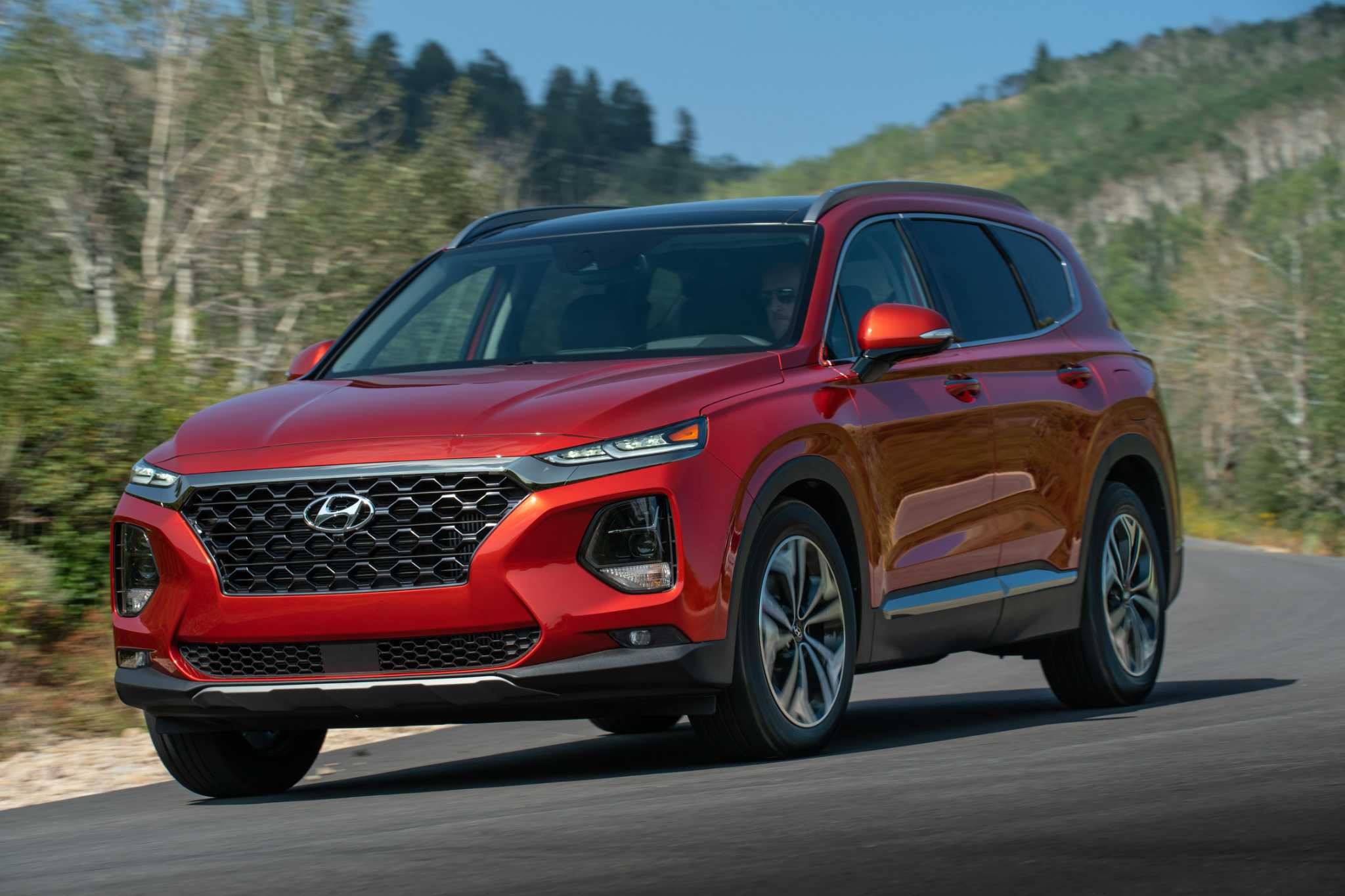 The 2020 Hyundai Santa Fe Is Loaded With Comfort Features The Ridgefield Press