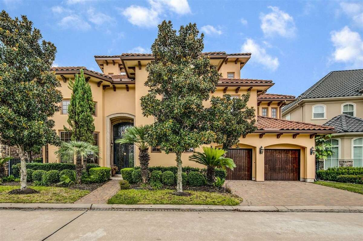 Sugar Land, Texas: 15402 Oyster Creek Lane List price: $929,900 Size: 3,715 square feet
