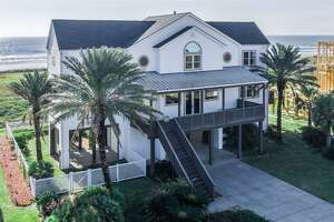 Galveston: 20607 E. Sand Hill Drive        List   price : $799,900       Size : 3,650s square feet