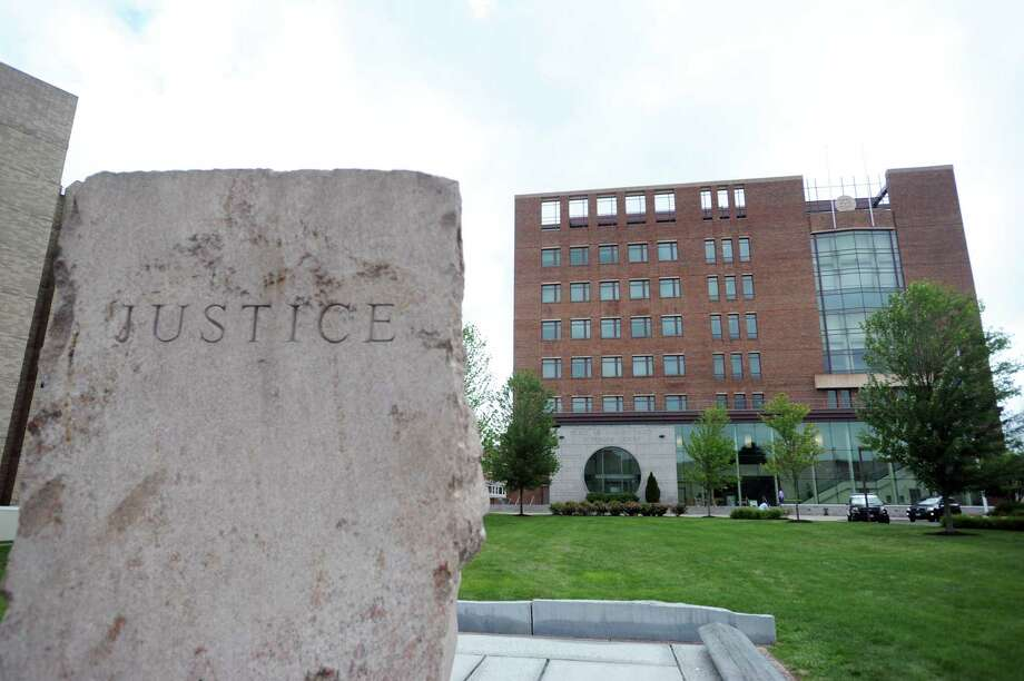 The Stamford Superior courthouse on Hoyt St. in Stamford, Conn. on Monday, July 23, 2018. Photo: Michael Cummo / Hearst Connecticut Media / Stamford Advocate
