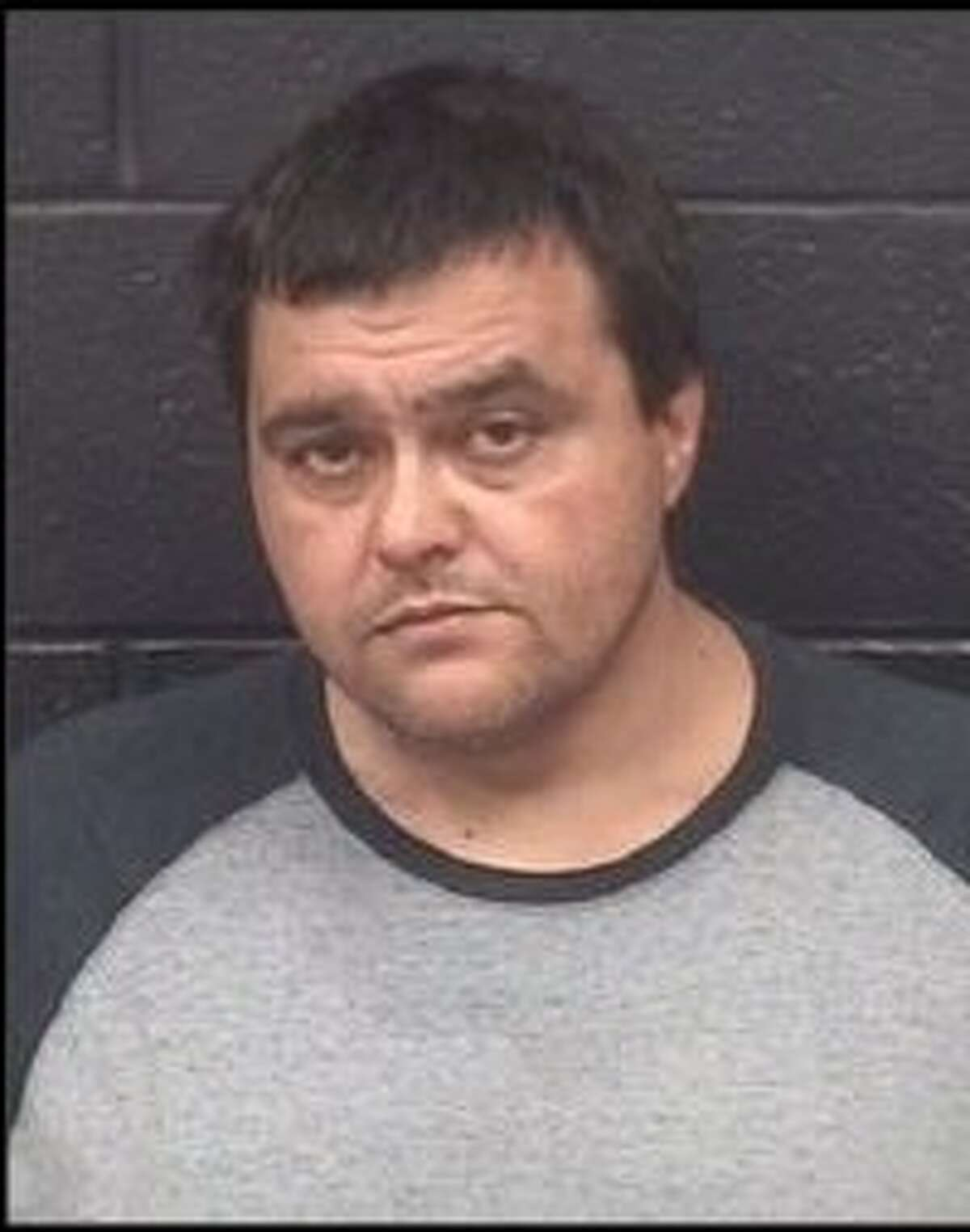 Jeremiah Jonathan Hudak, 43, was arrested as part of a Laredo Police Department operation targeting online drug sales.