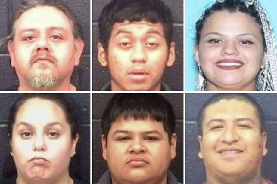 Click through the gallery to see mugshots of the individuals arrested as part of Operation NarcFish Photo: Laredo Police Department.