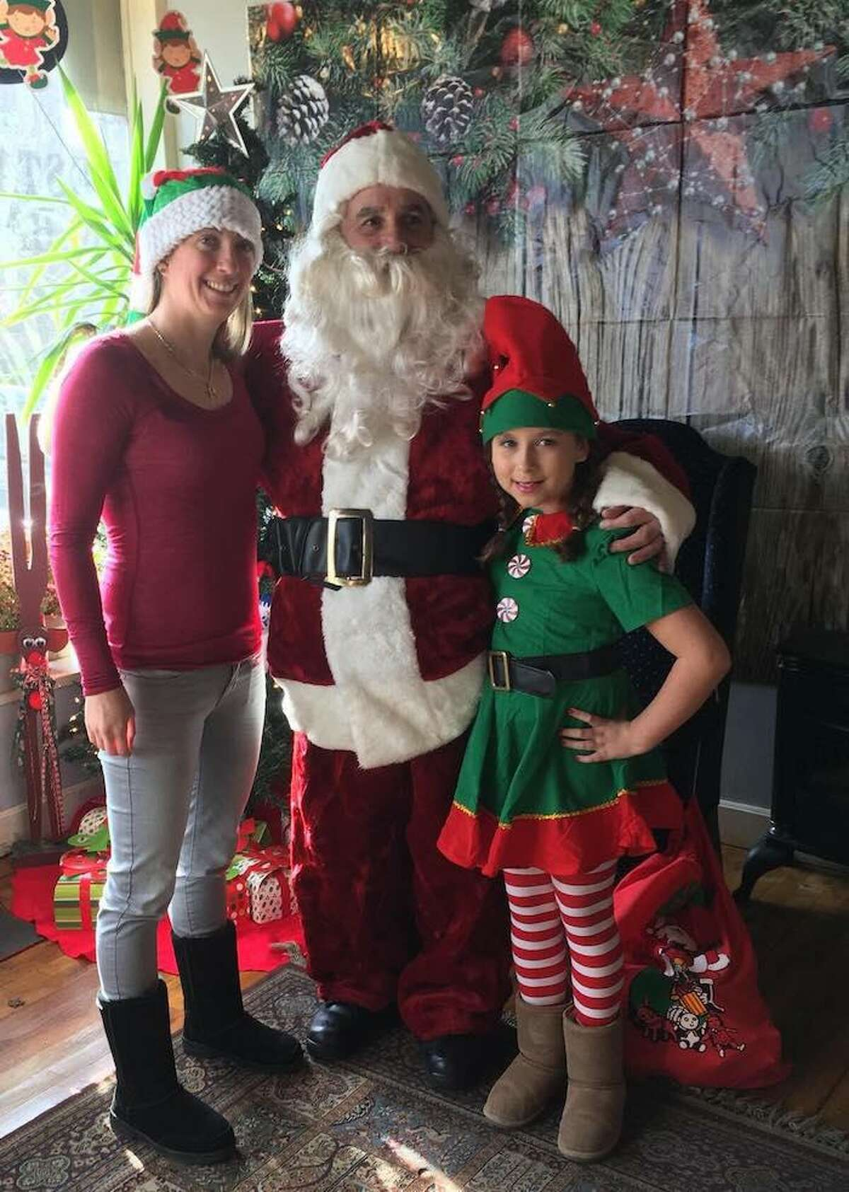 Christmas in Winsted, a town-wide celebration, will be held Dec. 7. Pictured are scenes from the 2018 events.