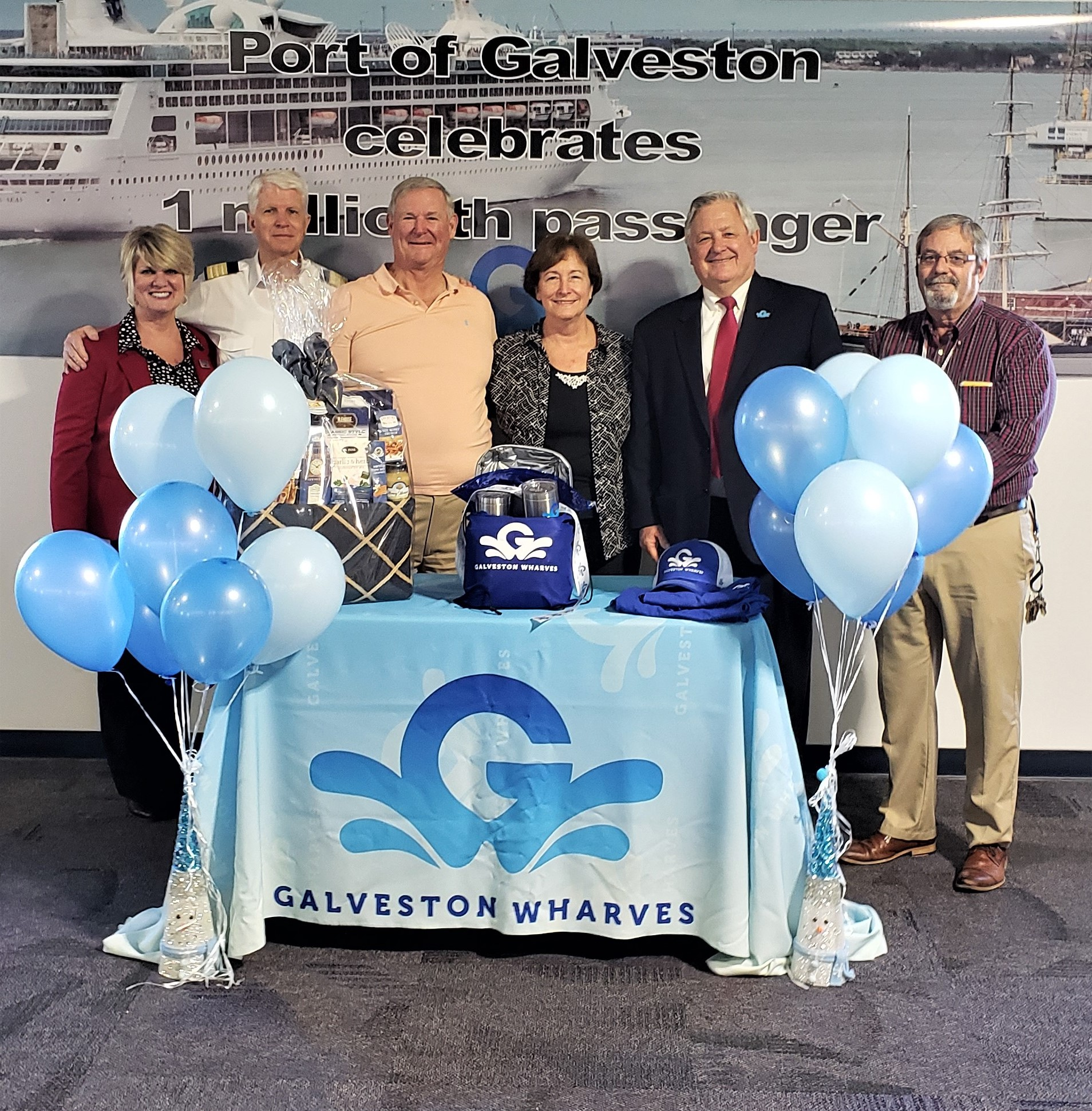 Galveston reaches new cruise milestone: 1 million passengers