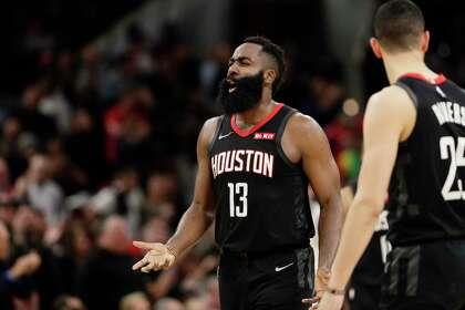 Houston Rockets' protest leaves NBA
