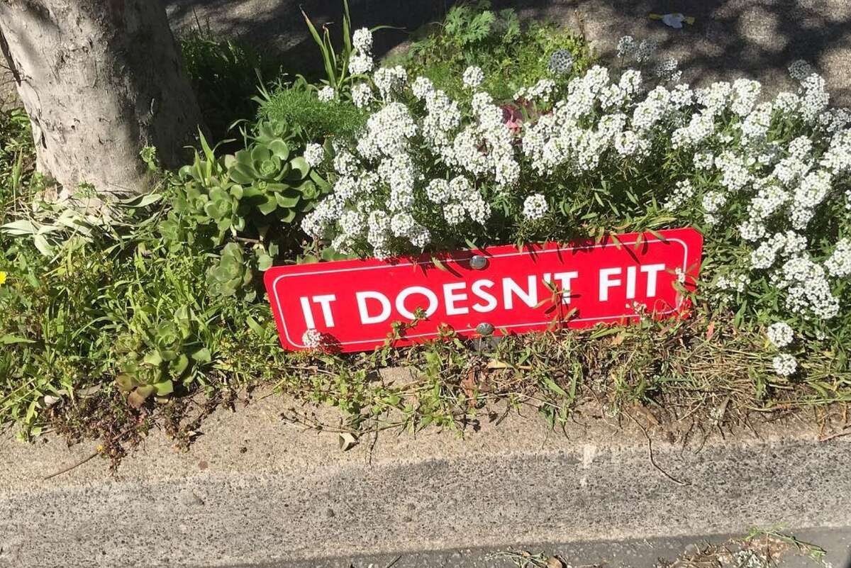 San Francisco's most hilarious 'No Parking' signs.