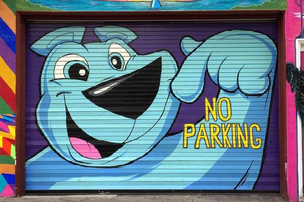 San Francisco's most hilarious 'No Parking' signs.