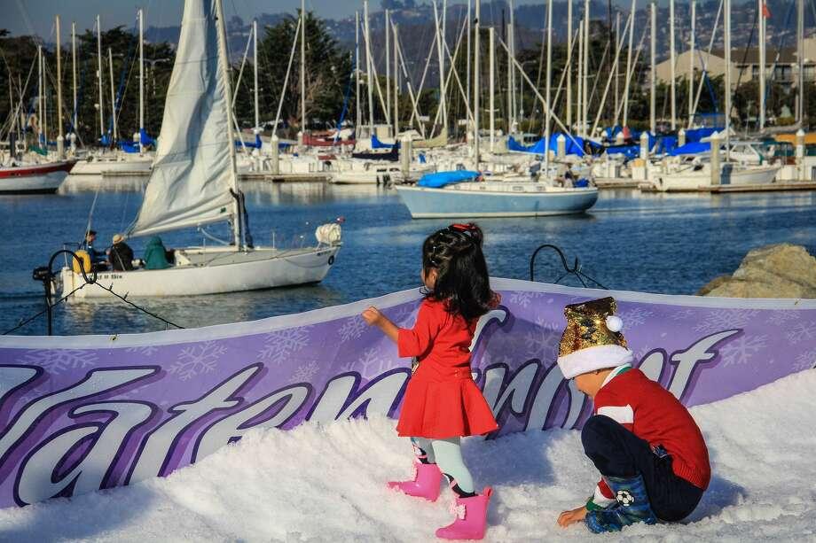 Winter on the Waterfront & Lighted Boat Parade Saturday, Dec. 14, 2 to 6:30 p.m. Berkeley Yacht Club, 1 Seawall Drive, Berkeley Free Photo: City Of Berkeley