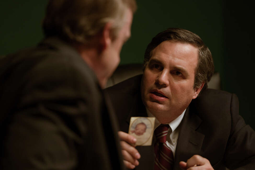 This image released by Focus Features shows Mark Ruffalo in a scene from