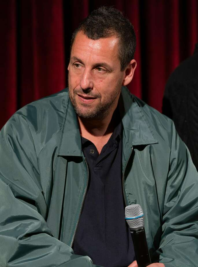 NEW YORK, NEW YORK - DECEMBER 03: Adam Sandler attends The Academy Of Motion Picture Arts & Sciences Hosts An Official Academy Screening Of UNCUT GEMS at MOMA - Celeste Bartos Theater on December 03, 2019 in New York City. (Photo by Mark Sagliocco/Getty Images for The Academy of Motion Picture Arts & Sciences ) Photo: Mark Sagliocco / Getty Images For The Academy Of Motion Picture Arts & Sciences