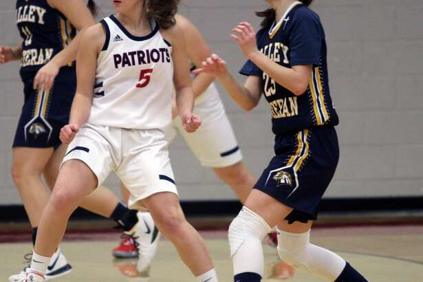 The USA Patriots picked up their first win of the season by defeating Saginaw Valley Lutheran 28-24 at home on Thursday, Dec. 5.