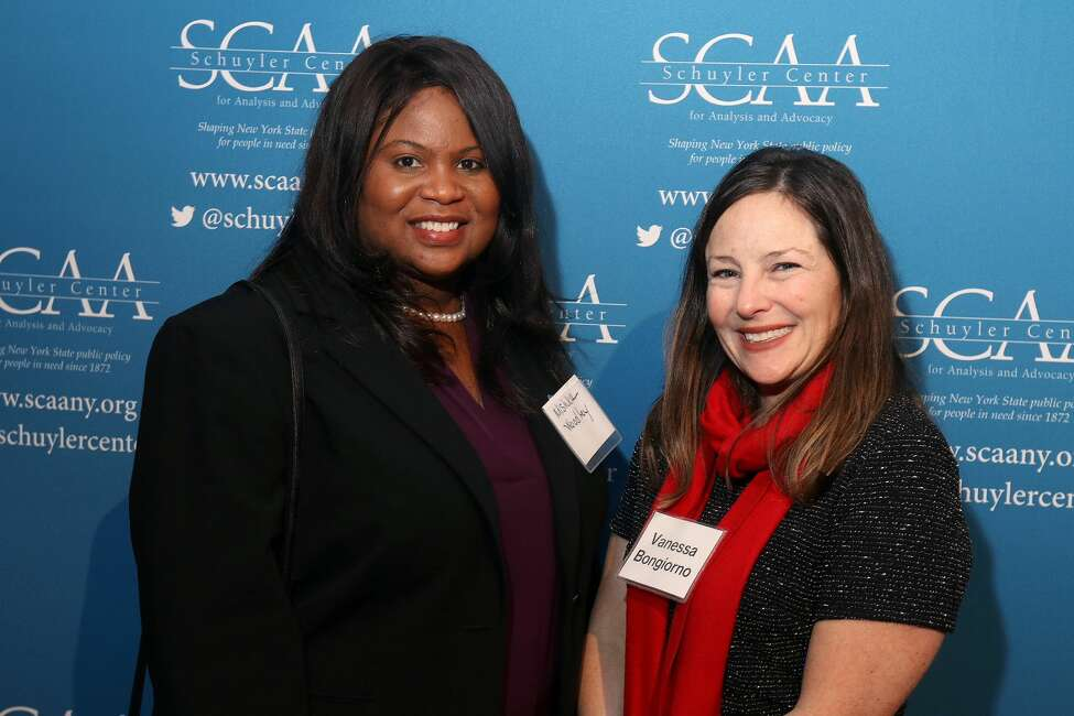 Were you Seen at the Schuyler Center for Analysis and Advocacy Celebration of Revolutionary Women at the Albany Institute of History and Art on Thursday, December 5, 2019?