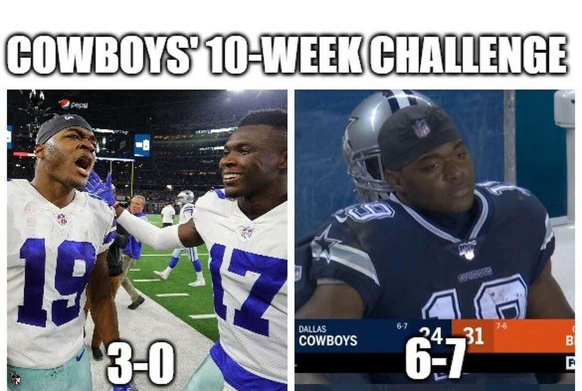 Hilarious Memes Rip Cowboys For Third Straight Loss