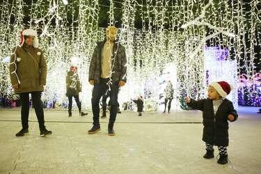 Enchant Christmas brings holiday