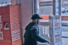 Hamden police are looking to identify a man who allegedly tried to take roughly $900 worth of power tools and accessories from Home Depot.
