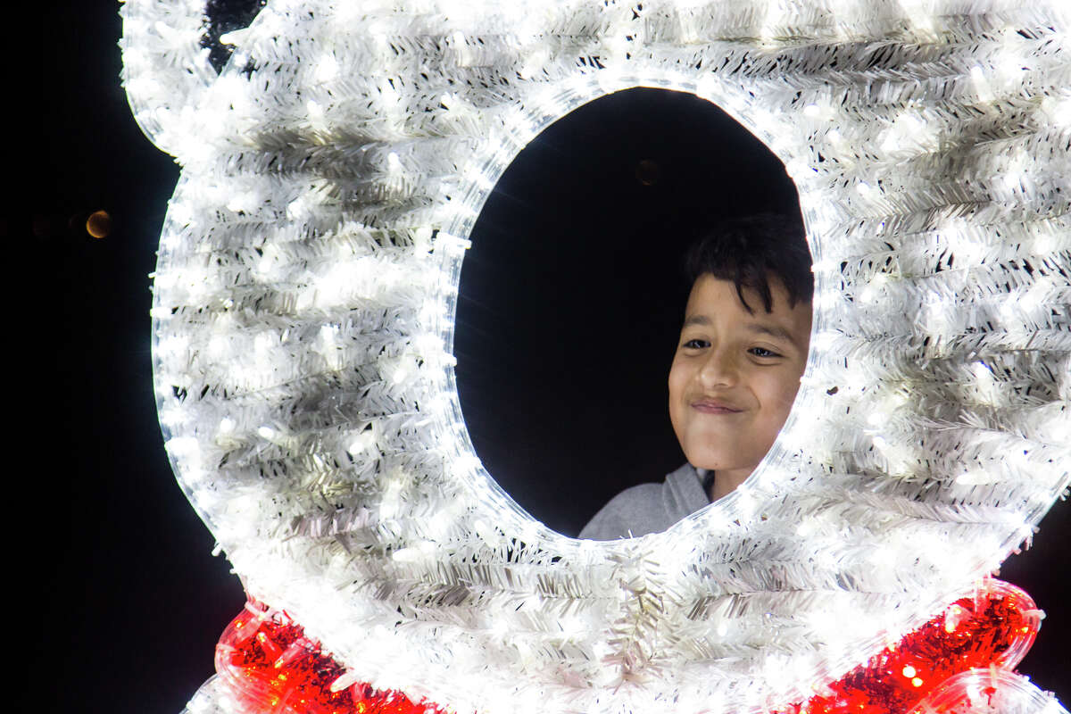 Palo Alto College is hosting a drive-thru lights display for its second annual Winter Wonderland event next month.