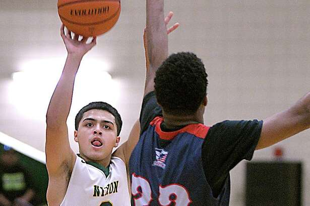 LJ Herrera and Nixon were one of four teams to go 2-0 on the first day of the Border Olympics.