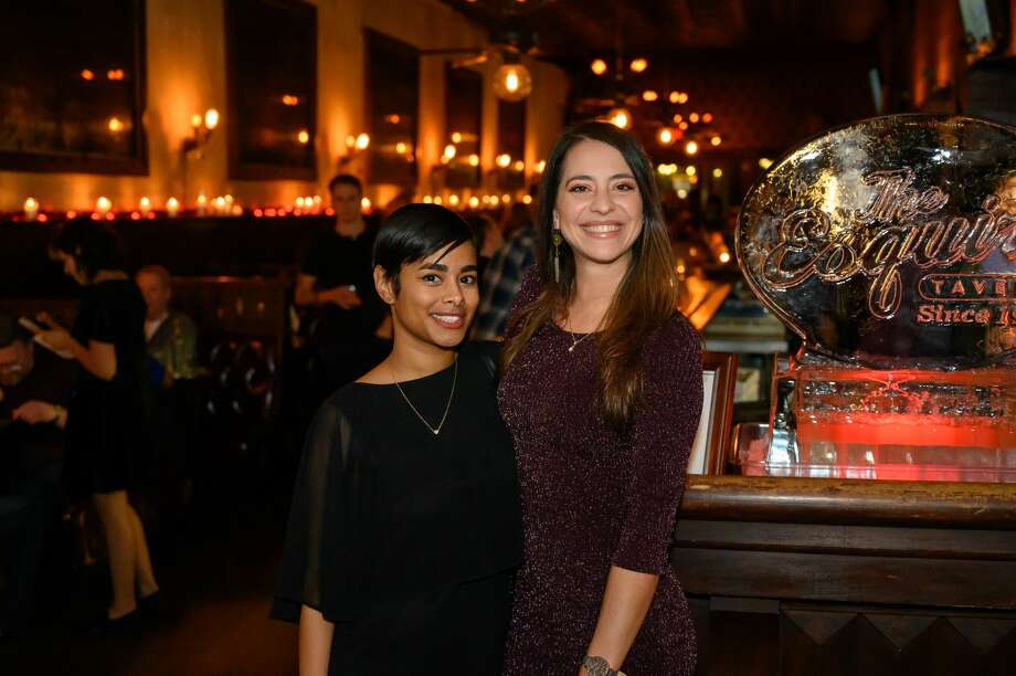 San Antonio celebrated Repeal Day, the day Prohibition ended, with a rowdy party at the Esquire Tavern on Dec. 5, 2019 Photo: Kody Melton