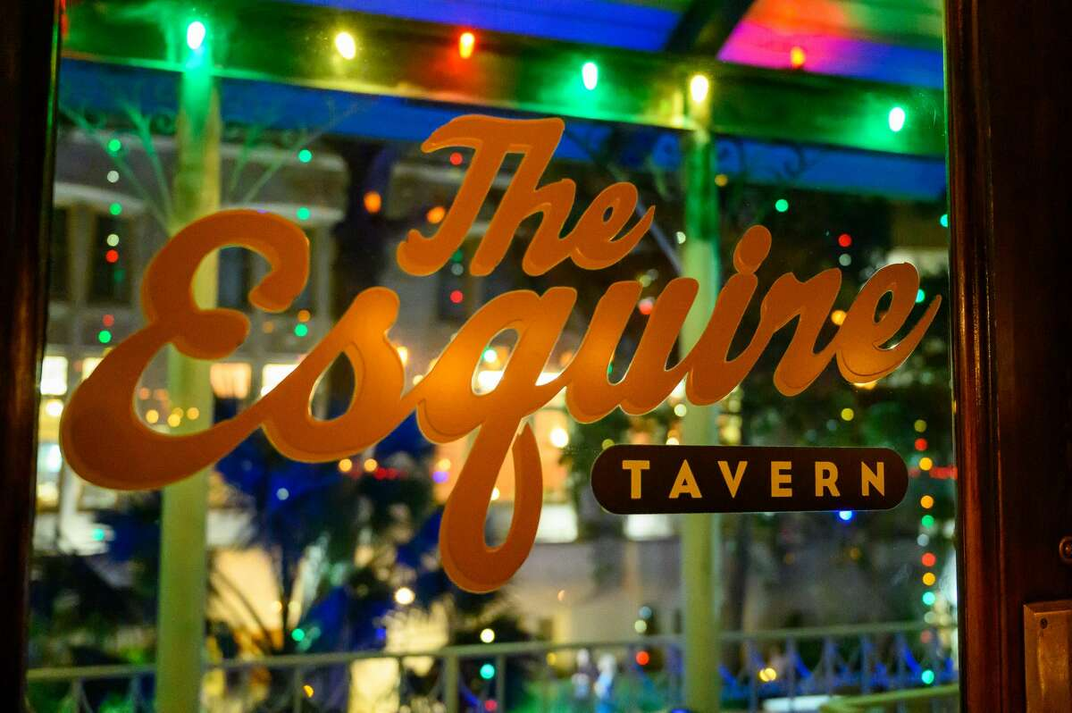 When The Equire Tavern welcomes back patrons Friday, it will not be the first time it opens amid an historic event.