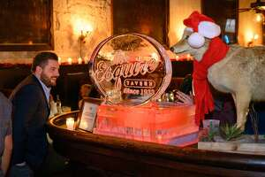 San Antonio celebrated Repeal Day, the day Prohibition ended, with a rowdy party at the Esquire Tavern on Dec. 5, 2019