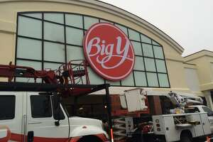 The Big Y store in Cheshire