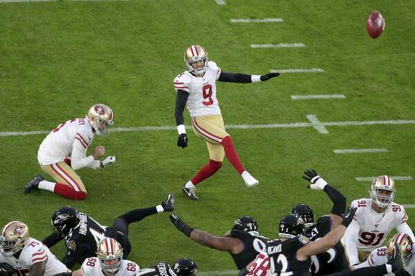 What happened to 49ers' Mr. Automatic?