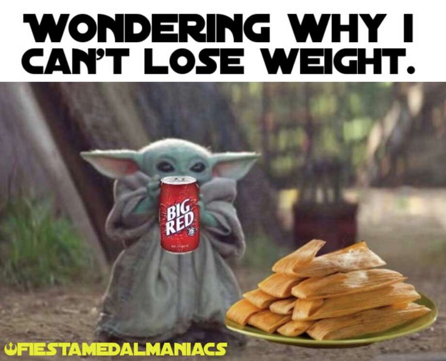 In Case You Didn T Know San Antonio Themed Baby Yoda Memes