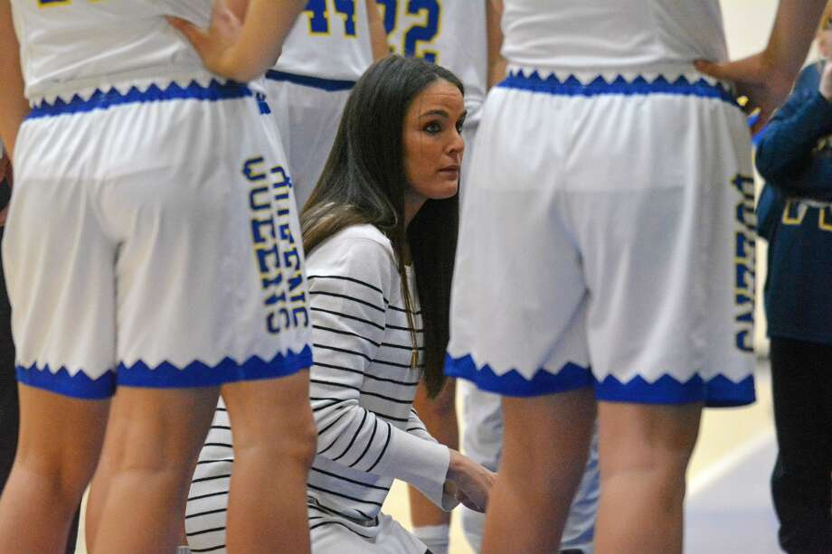 Wayland Baptist Flying Queens head coach Alesha Ellis accidentally put together one of the toughest non-conference schedules in program history, but the team has found success as they return home on Saturday to take on yet another ranked foe. Photo: Nathan Giese/Planview Herald