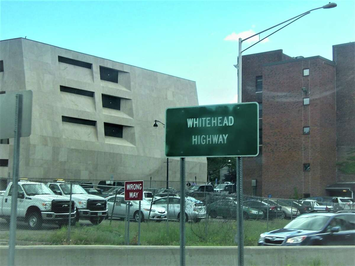 Whitehead Highway is named after Ulmont I. Whitehead, one of 17 Connecticut men killed at Pearl Harbor.