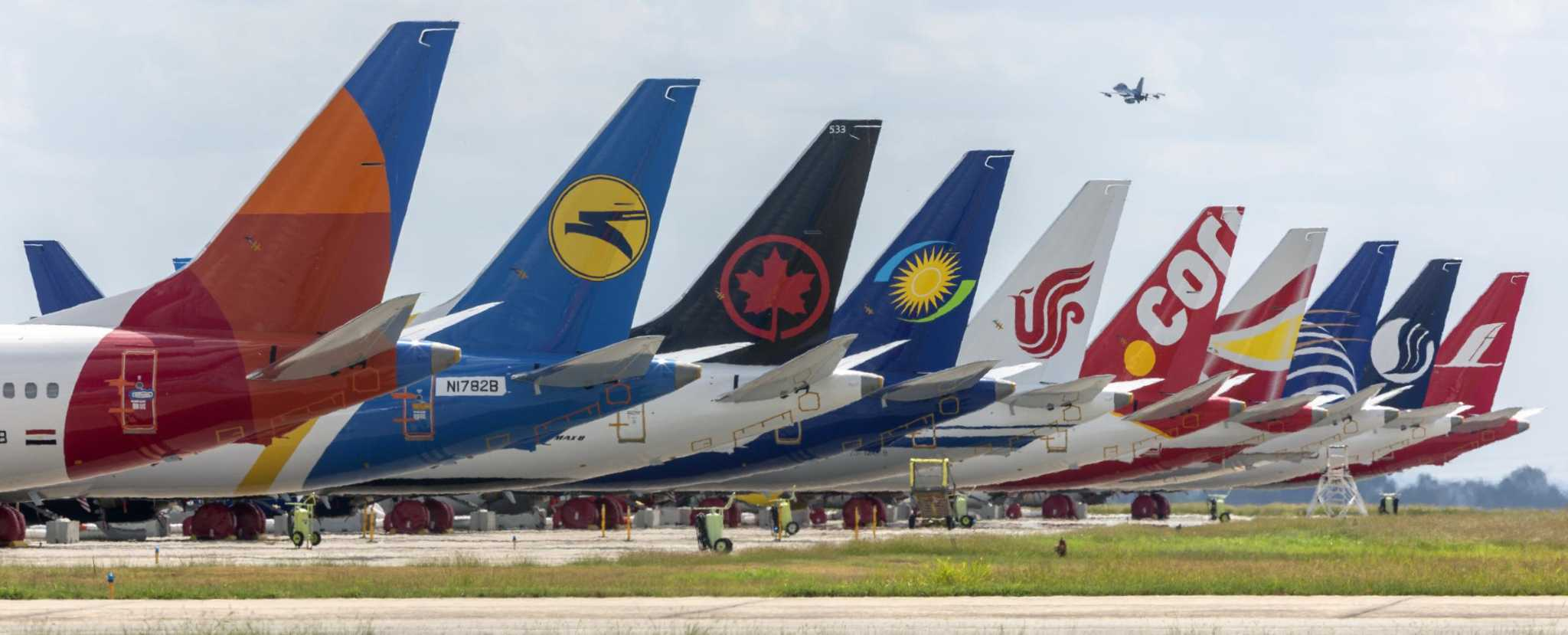 San Antonio International losing 2 nonstops because of 737 Max grounding