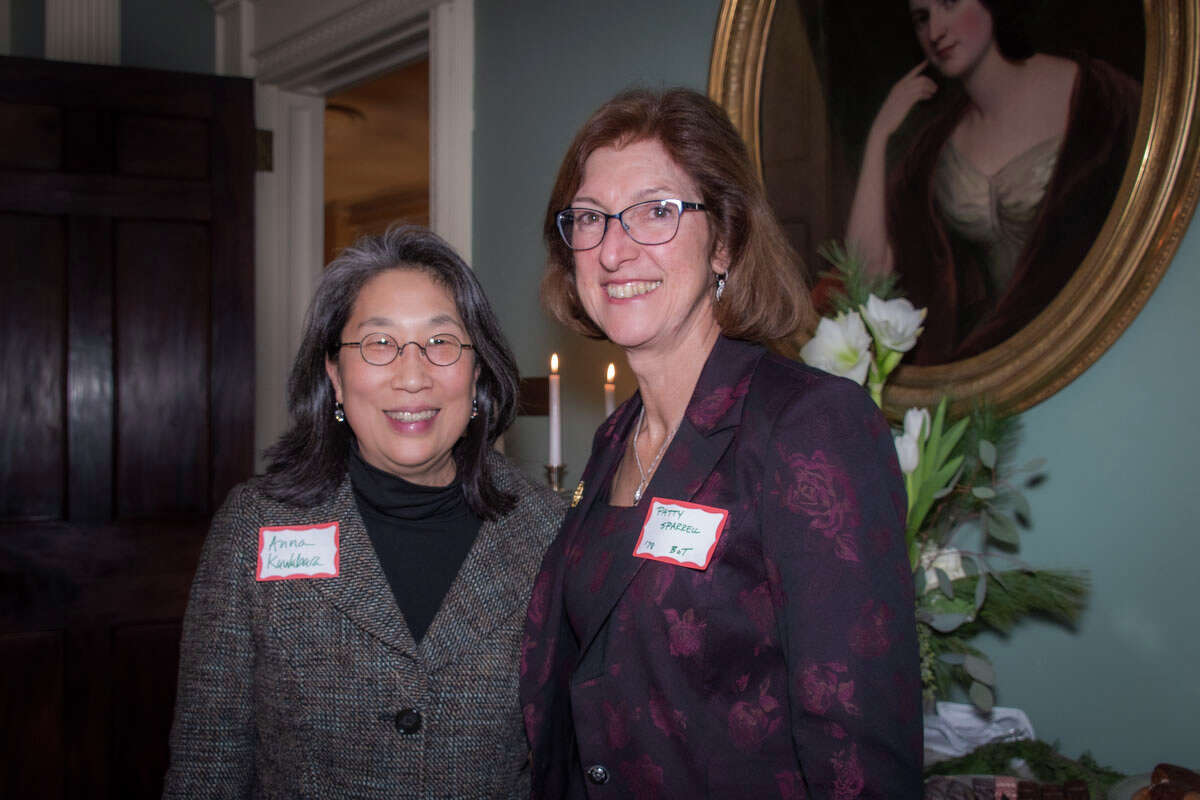 Were you Seen at The Sage Colleges President's Holiday Reception at the Vail House on the Troy campus on Dec. 5, 2019?